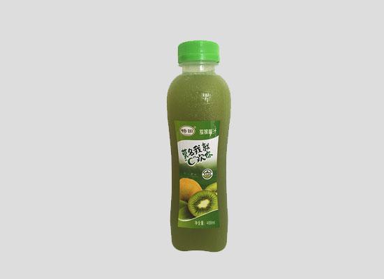 畅田果汁,口味多样,利润高,饮料市场新宠