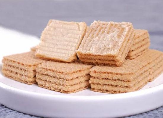 秒醒豆乳威化饼干,用心选料,低卡不怕胖!