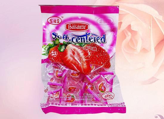 灵川县金桂盛食品新年贺礼系列软糖重磅上市!