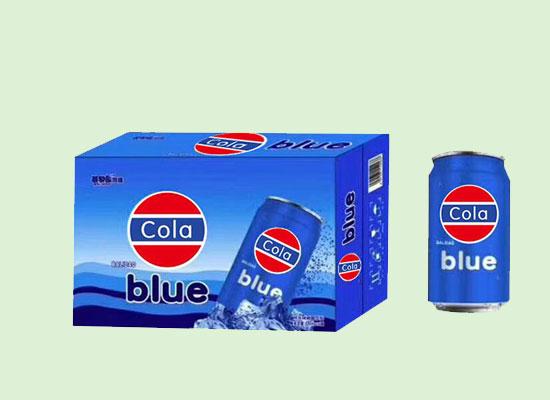 乐达蓝色可乐,口感超凡,强势站位刷足存在感