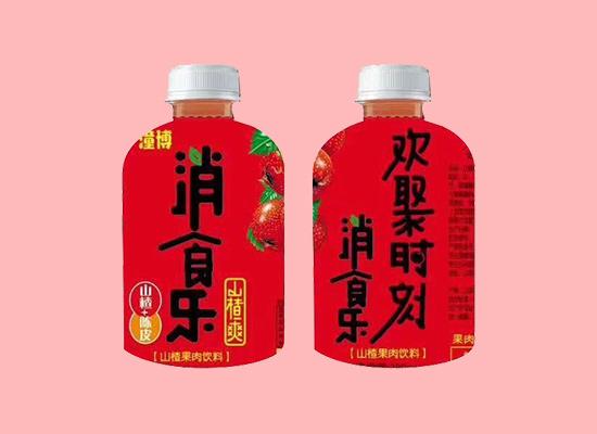 潼博消食乐果汁饮料,美味营养好吸收,风靡饮品市场