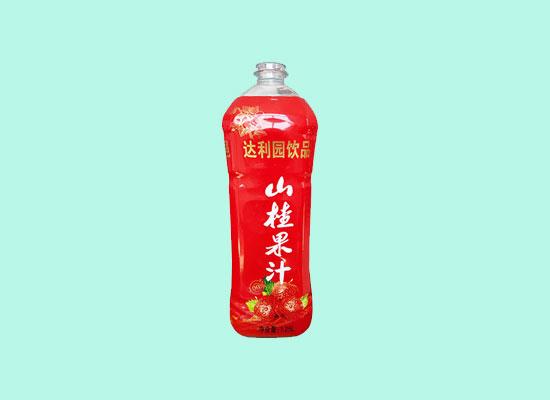 春节礼盒旺季,代理达利园山楂果汁助您决胜2019饮料市场
