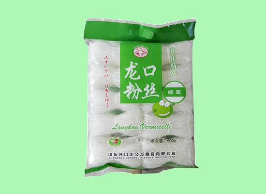 绛水河龙口粉丝绿豆,利润可观,您不容错过的好产品