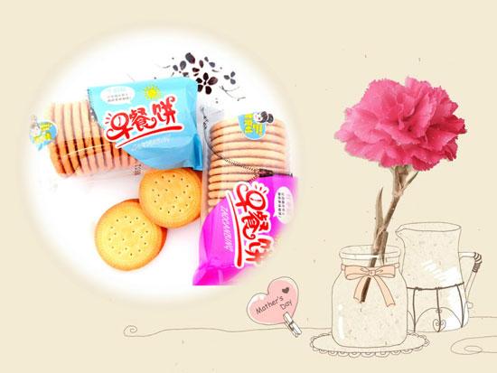 漂亮娃早餐饼干入局早餐市场,强势来袭