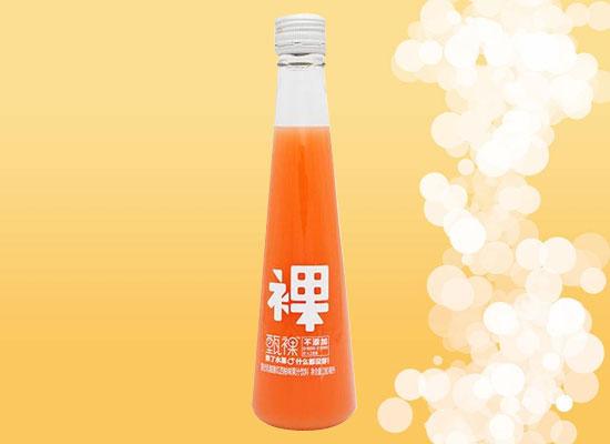 甄裸复合乳酸菌果汁饮料,香甜好味道