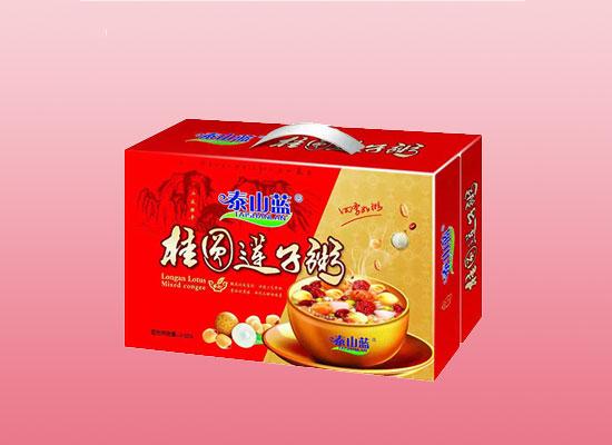 泰山蓝桂圆莲子粥,匠心品质,您不容错过的好产品