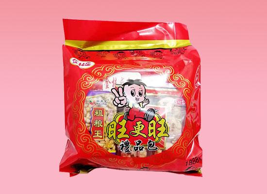 金桂盛旺更旺礼品包火热上市,抢占节日礼盒市场