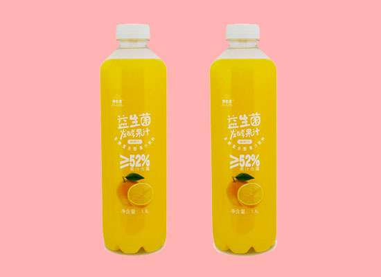 维他星鲜橙汁益生菌发酵果汁饮料,营养丰富,尽享美味果汁