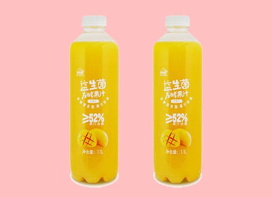 维他星芒果汁益生菌发酵果汁饮料,鲜香浓郁,经销商值得代理