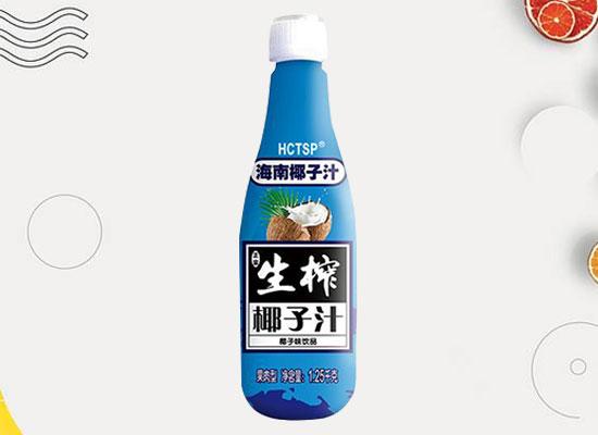 HCTSP生榨椰子汁饮品,采用独特生榨工艺,营养丰富