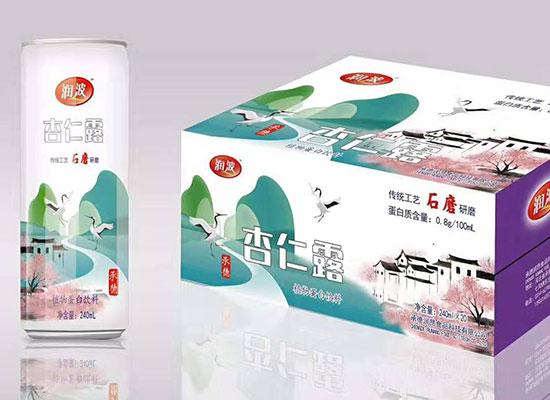 大市场,大未来,润昂食品公司旗下多款饮品备受消费者青睐