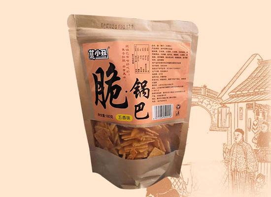 山东东云食品新品上市,多种口味香酥锅巴,给你更多体验!