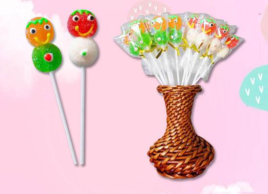 天香食品大胆创新,多款糖果来袭,市场需求大涨