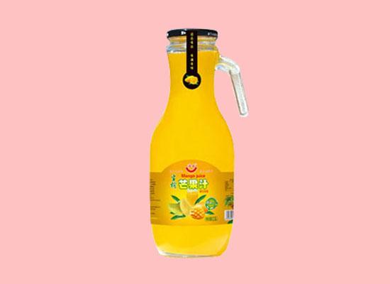 浩园芒果汁饮品,香润甘甜,从健康生活做起