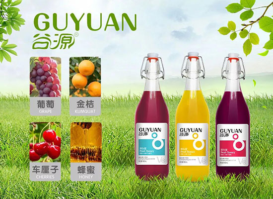 """""""谷源""""复合果汁隆重上市,品质高,质量好,引领果汁市场新潮流"""
