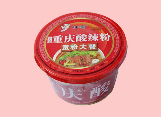 神宫重庆酸辣粉,香辣美味,新鲜来袭,火热市场