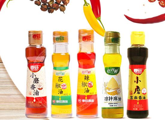 洛阳春旺食品旗下产品丰富,包装精致,畅销市场