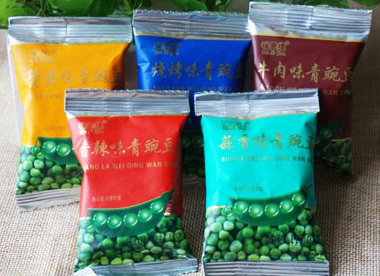 味思緣青豌豆,火爆市場,經銷商的不二之選