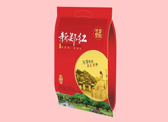 万岁果园新郑红枣,甜蜜可口,深受消费者青睐