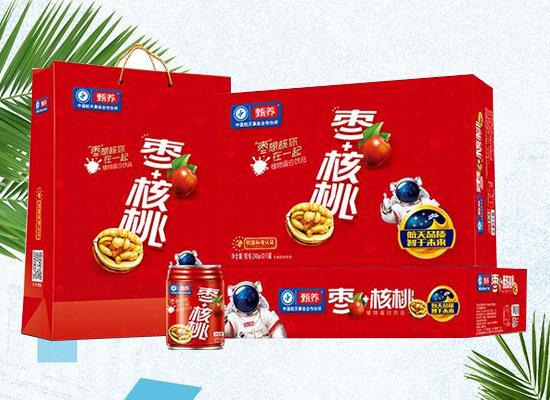 安徽致养食品产品品类丰富,多款核桃奶深受消费者青睐