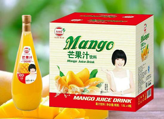 友利友芒果汁饮料,采用优质原料,品质可靠有保证