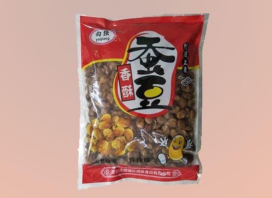 雨强香酥蚕豆,市场新宠,值得代理