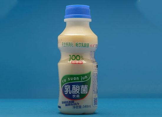 统圆乳酸菌饮品,市场潜力巨大,助经销商一臂之力