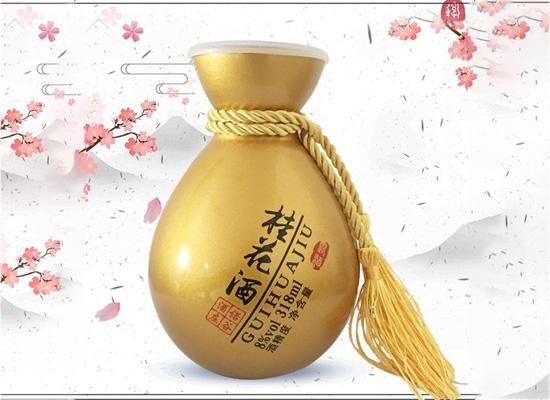 四季精坛花果酒,古风古色,强势掀起花果酒市场风云!