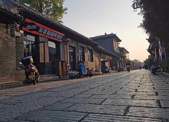 青州這座古城這家小酒館是你可以歇歇腳的地方