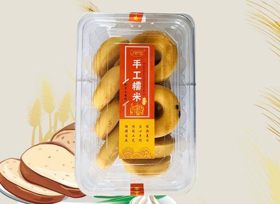 恬尔甜手工糯米面包,一经上市,反响火爆