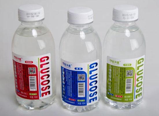 爱加壹葡萄糖补水液,三种不同口味,带来丰富味蕾体验