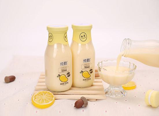 澳进饮料新品来袭,植卜营养乳酸菌饮品、纯韵酸奶饮品震撼上市!