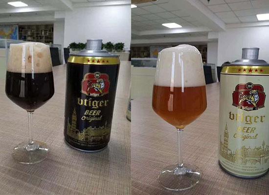 劲虎原浆啤酒,满足市场需求,经销商心仪的好产品