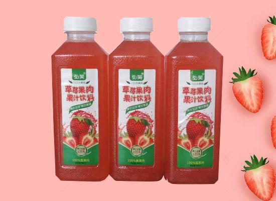 弘芙果肉果汁饮料,赢得认可,成为果汁市场新选择