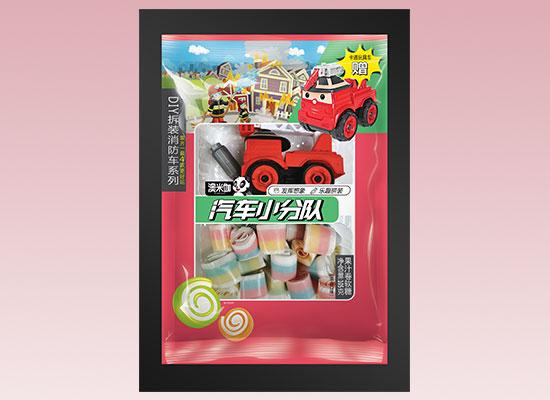 澳米伽糖果玩具,好吃又好玩,满足年轻消费者选品需求
