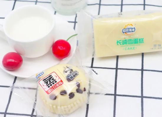 """烘焙市場銷量井噴,佰仕麥豐蒸蛋糕攜五大賣點,掀起""""蒸""""革命!"""