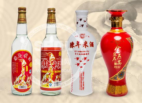 燕岩酒业旗下产品众多,陈年米酒、金丝燕窝酒销量异常火爆!