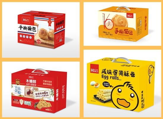 河南小豫食品上新,沙琪玛、蛋黄酥卷、手撕面包强势来袭!
