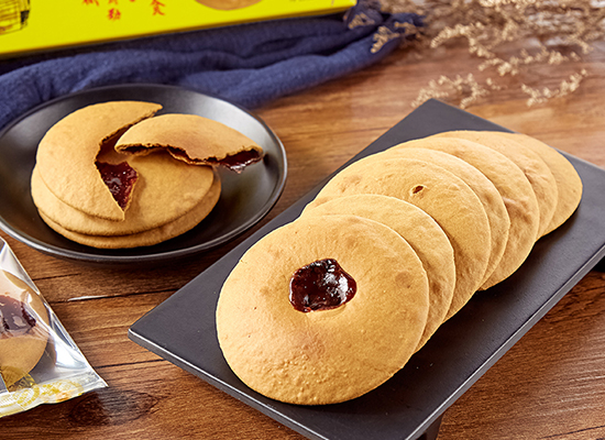 谁说饼干没花样,派派熊肚脐饼干好吃又好玩