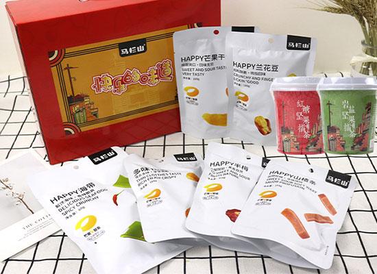 湘思坊食品厂再推新品,马栏山零食礼盒抢占高端礼盒大市场!