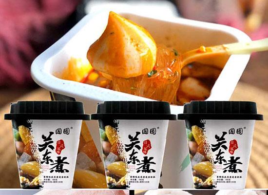 国圆关东煮,重新定义方便食品的关东煮