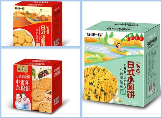谷部一族食品再推新,谷部一族小米煎饼、日式小圆饼上市即火爆!
