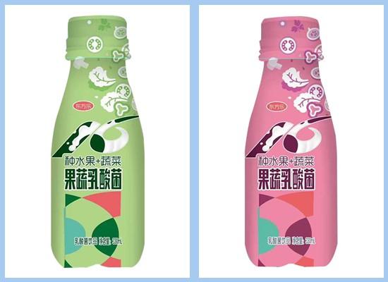 东方乐饮品新品震撼来袭,多款果蔬乳酸菌饮品火爆上市!