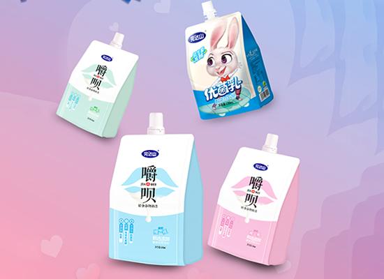 完达山新品上市,轻食谷物酸奶上市即火爆!