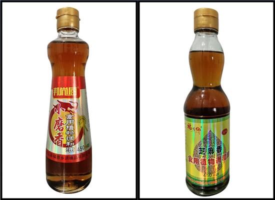 福恩乡调味品旗下产品众多,多款芝麻油火爆市场!
