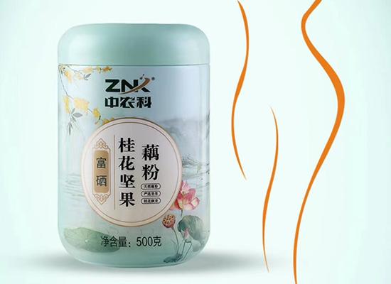 中农科食品新品上市,中农科花茶、藕粉惊艳来袭!