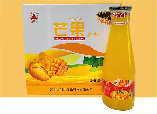 合利佳芒果汁饮料,1.5L大瓶装,饮用更尽兴!