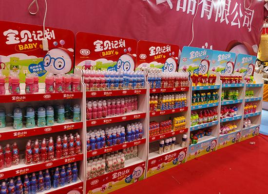 沧州千尺雪食品强势登陆郑州糖酒会,场面火爆异常!