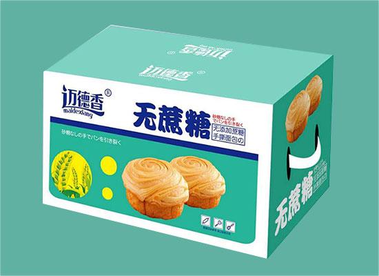 麦小纯酸奶提子味面包,营养健康香酥美味