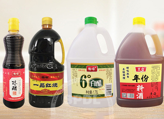 梅峰酱油,多种不同规格,满足你的多样化需求!